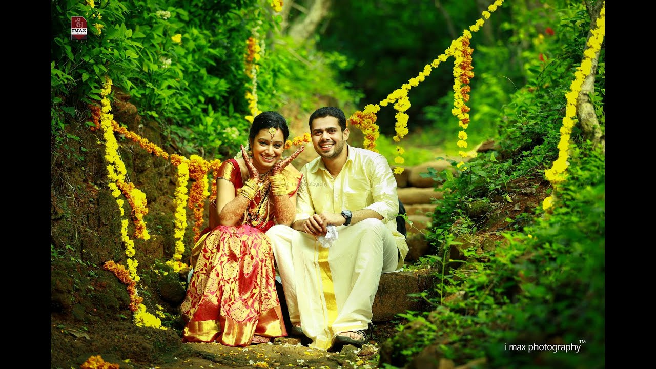 Kerala Wedding Photography Videos: Kerala Hindu Wedding Highlight Monisha-Unnikrishnan
