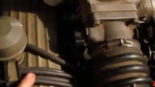Налаштування якості суміші Ч. 1 Форд Сієрра Скорпіо Scorpio Ford Sierra