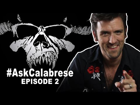 Danzig, the Calabrese Sound & Pineapple on Pizza | #AskCalabrese Ep.2