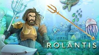 ROBLOX | Aquaman: Home is Calling - Trial of Control [Aquaman's Trident]