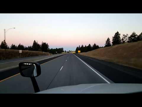 BigRigTravels LIVE! Pendleton to Troutdale, Oregon - Interstate 84 West - July 12, 2017