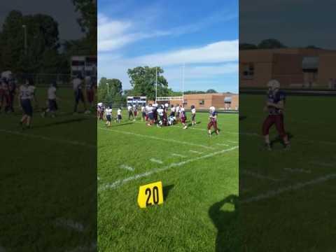Jaguar football 7th grade jyms