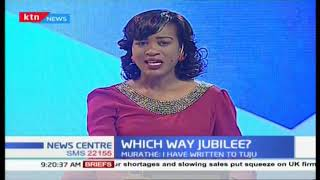 Which way jubilee : Will the jubilee party stay united till 2022