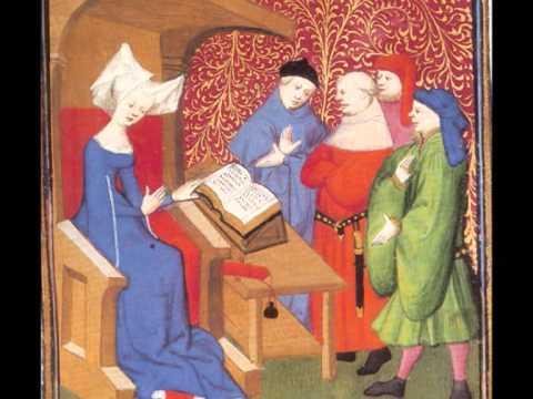 AMAZING GRACES - Christine de Pisan, the first feminist