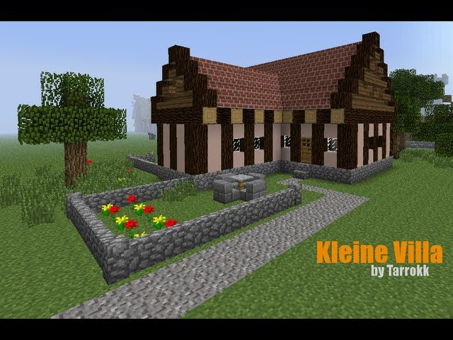 YouTube Gaming - Minecraft hauser grob