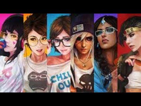 Overwatch - Bad Girls MKTO