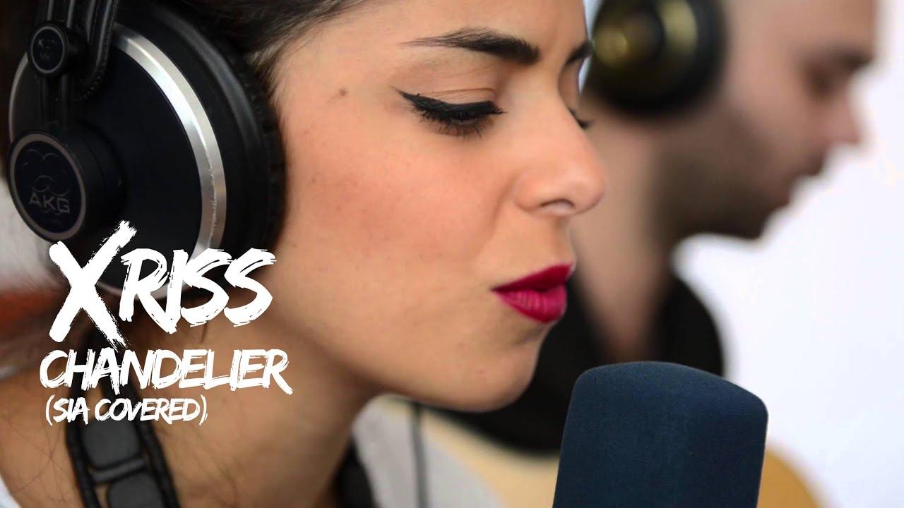 Xriss Jor - Chandelier (Sia covered) - YouTube