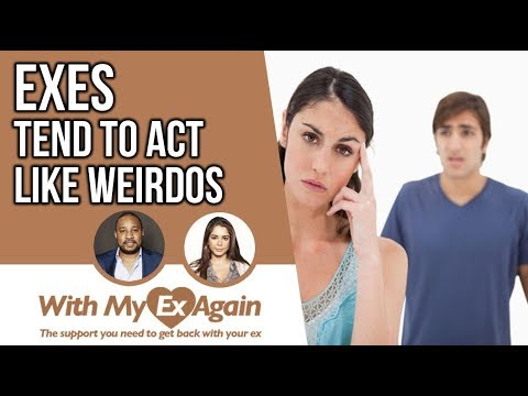 How to act when your ex is dating someone new