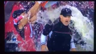 Falcons Celebrate After Winning NFC Championship