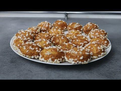 Les chouquettes - Apprendre La Pâtisserie