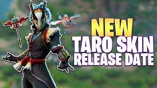 Fortnite Taro Skin Release Date - Informations supplémentaires - Datamined Skin Info