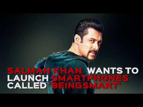 Salman's Smartphone Lacks A Smart Name