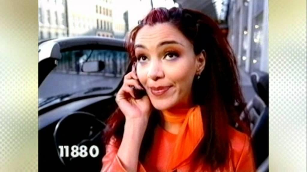 Verona Pooth - 11880 Werbespot von 2000 - YouTube