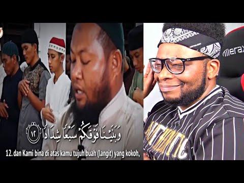 CATHOLIC REACTS TO BEAUTIFUL QUR'AN RECITATION BY USTADZ ABDUL QODIR