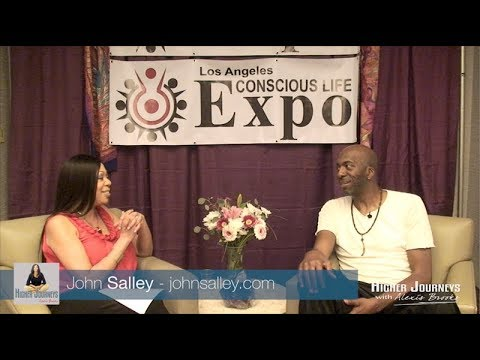 John Salley on Raw Food, Weed, Cognac, and GHOSTS! (March 2018)