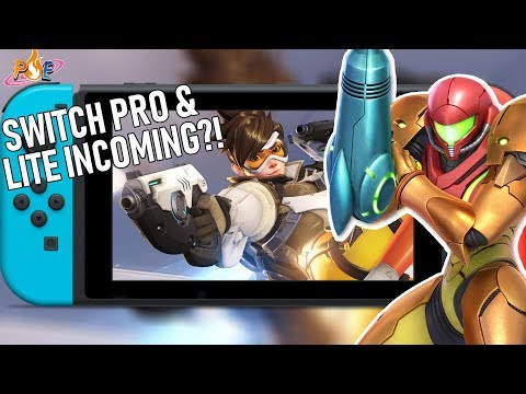 """Nintendo Switch Pro + Lite Upgrades in 2019, says Analyst Toto & MORE """"AAA"""" Support! 
