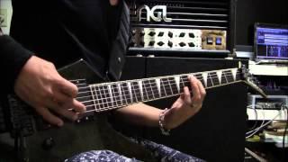 METALLICA  - Battery   Guitar Cover (HD)