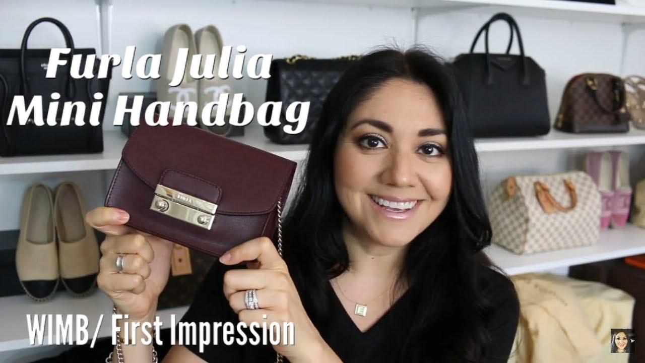 e442f4a989 Furla Julia Mini Handbag