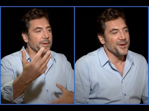 Javier Bardem On His Inner Villain, Gandhi, Fear And Pirates Of The Caribbean 5