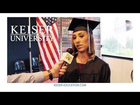 Keiser University Puts You First - Graduate Testimonials