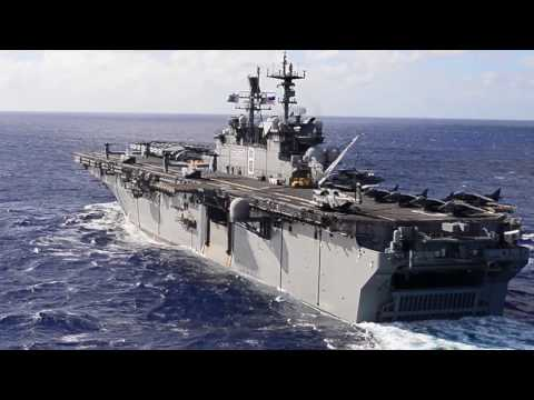 USS Makin Island Underway