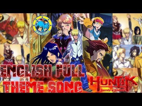 Huntik: Secrets & Seekers Full English Opening Theme Song (Huntik Go!) [Extended/Remix]