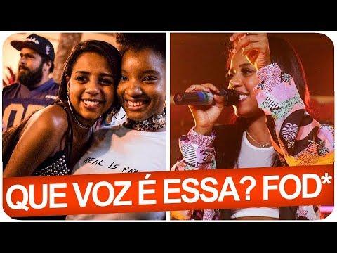 MC RITA LANÇOU MAIS UM HIT   A MUSICA É DO DELANO   1