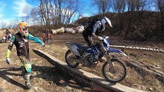 Vlog #4 Szkolenie Motocyklowe Enduro Krzeszowice