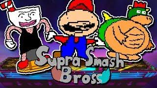 Supra Smash Bros Ultimate For The Commodore 64™