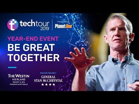 PlanetOne Tech Tour 2019 Year-End Event – Scottsdale, AZ