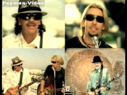 Santana Ft. Chad kroeger- Why don't you and i?