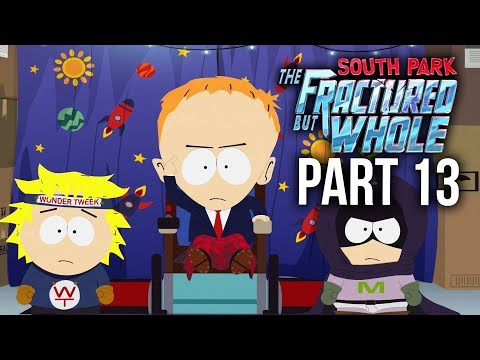 SOUTH PARK THE FRACTURED BUT WHOLE Gameplay Walkthrough Part 13 - FREEDOM PALS (Full Game)