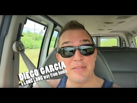 Diego Garcia - a LONG LONG way from home // 2016 Navy Tour (Part 4) Michael Kent - Comedy Magician