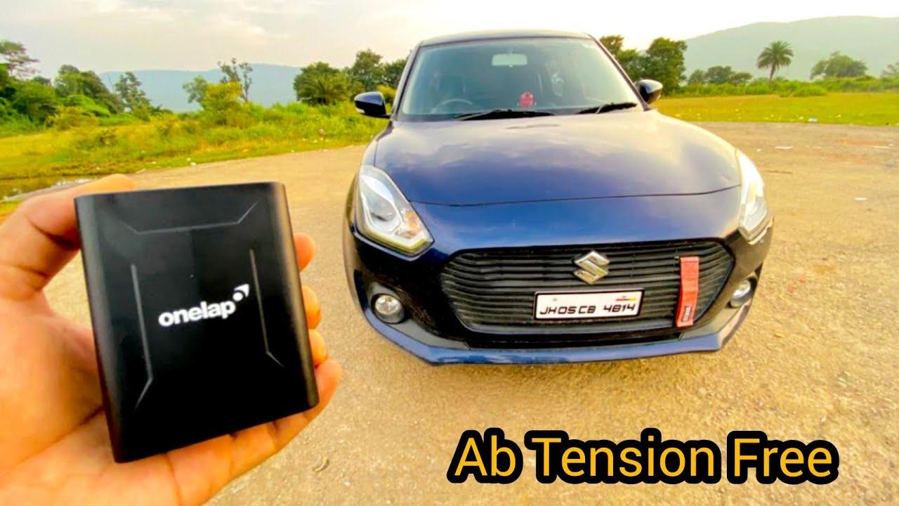 Ab Karke Dikhao Chori😡 || Installed Wireless Gps Tracker || For Bikes & Cars @Onelap