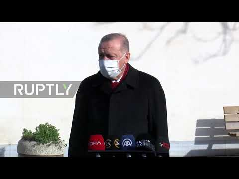 Turkey: Erdogan Hopes For Better Ties With Israel, Says Palestinian Policy Is