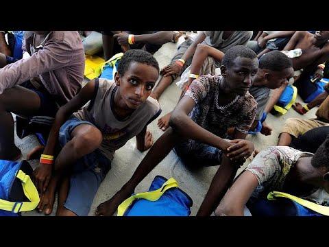 Aquarius sem porto de desembarque para migrantes
