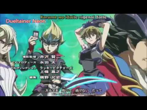 Yugioh Arc V AMV: Simple and Clean Ray of Hope Remix