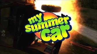 My Summer Car- Mustamies