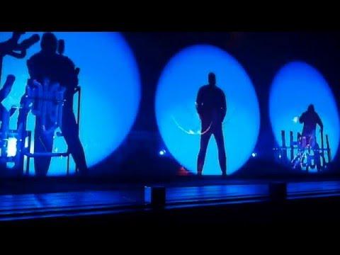 Blue Man Group 2016 World Tour Premier