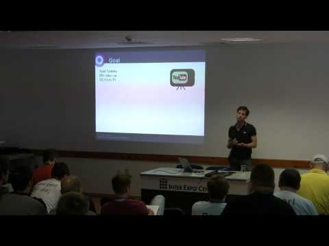 Video and audio with Perl and DLNA (and Chromecast) - Max Maischein (Corion)