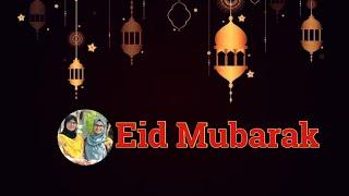 Eid Mubarak ❤️❤️❤️#stayhome #staysafe