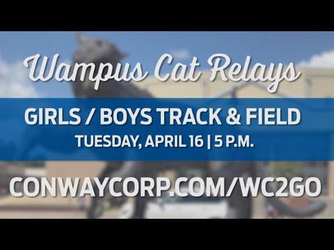 Wampus Cat Relays