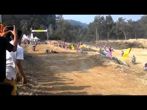 Daniel haikal 99 jelebu motocross 2015 MME racing team