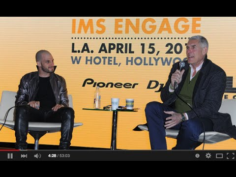 IMS Engage 2015 - Lyor Cohen in Conversation with Jake Udell