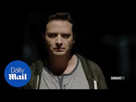 Aden Young in  for series 3 of SundanceTV's Rectify  Daily Mail