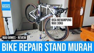 Bike Repair Stand tripod gantungan servis sepeda di Frame