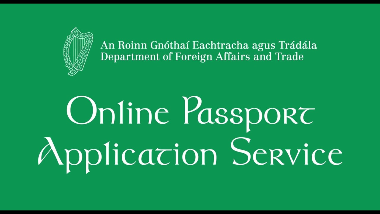 Online passport application demonstration youtube online passport application demonstration falaconquin
