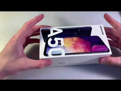 Обзор Samsung Galaxy A50 6/128GB