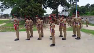 Video 14 BN NCC . JD drill (IBC camp 2017 ) download MP3, 3GP, MP4, WEBM, AVI, FLV November 2017