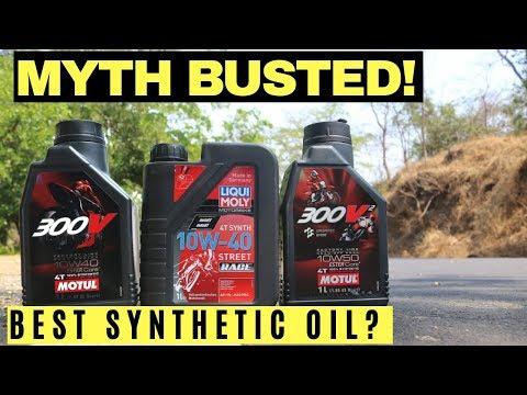 BEST SYNTHETIC OIL MOTUL 300V vs LIQUI MOLY STREET RACE | MOTUL 300 V2 | FULLY SYNTHETIC OIL REVIEW